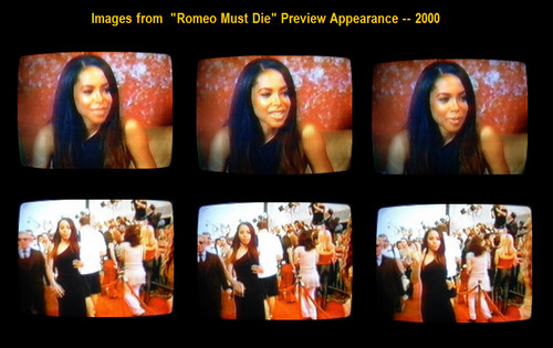 Aaliyah MTV RMD appearance - aaliyah Photo