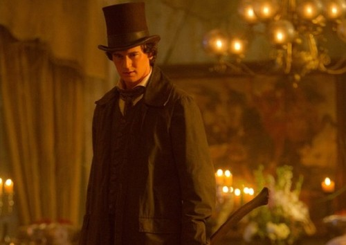 Abe Lincoln, Vampire Hunter