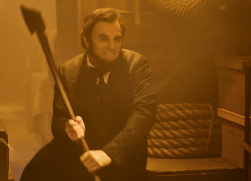 Abe Lincoln, Vampire Hunter