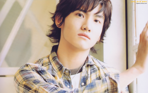 Max Changmin wallpaper possibly with a portrait titled Adorable!