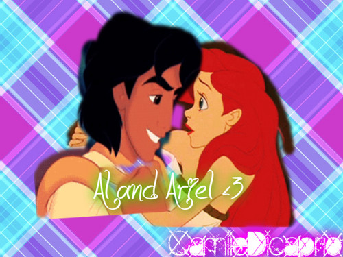 Al & Ariel ♥