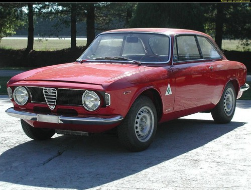 Alfa Romeo Giulia Sprint 1600GTA 1965 - alfa-romeo Photo