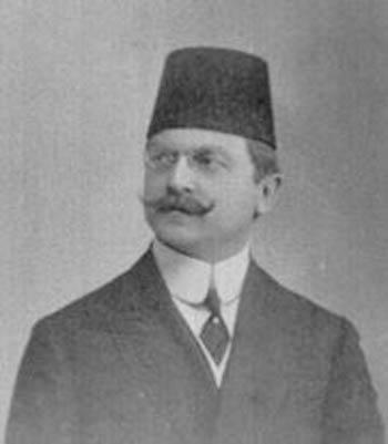 Ali Kemal (1869 - 1922