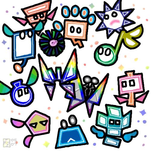 Super Dimentio | Paper Mario Wiki | Fandom | 500x500