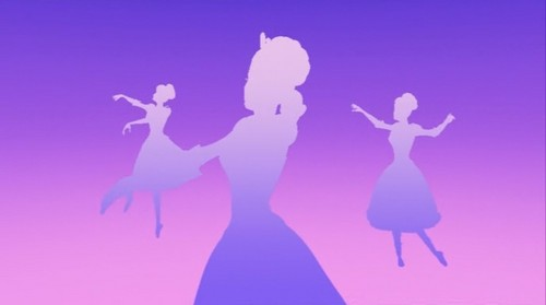 Amazing balerinas