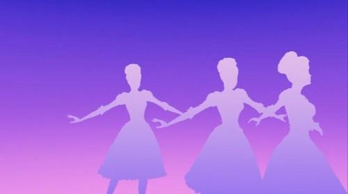 Amazing ballerinas
