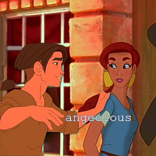 Anastasia & Jim.