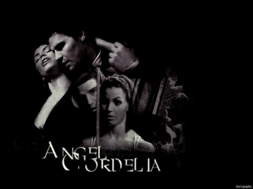 malaikat and Cordelia
