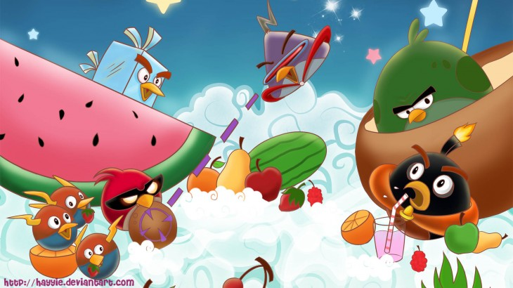 Angry Birds Space Angry Birds Space Utopia