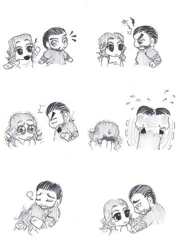 Animated amor