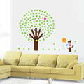 Apple Tree with girl Wall Sticker