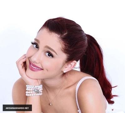 Ariana Grande 2012 Photoshoot
