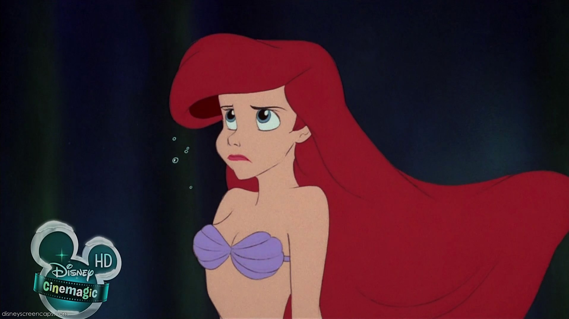 Disney Princess Ariel Movie