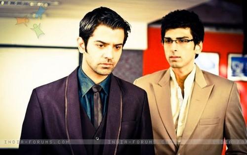 Arnav and Akash