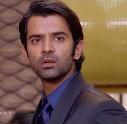Barun Sobti wallpaper containing a business suit and a chainlink fence entitled Arnav