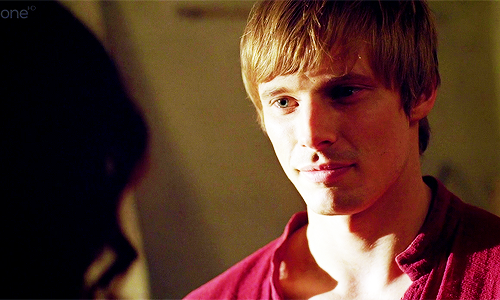 Arthur Pendragon: The Look of Unconditional Love/Adoration