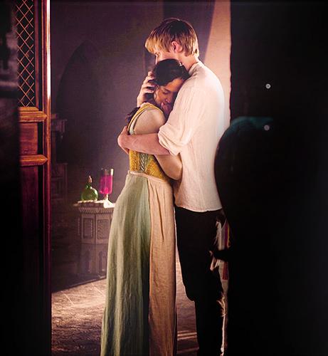 Arthur x Gwen
