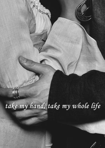 Arwen: Take My Hand