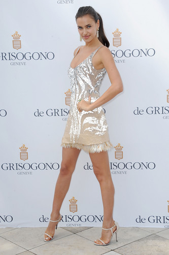 Attends The De Grisogono Photocall At Martinez Hotel In Cannes [22 May 2012]