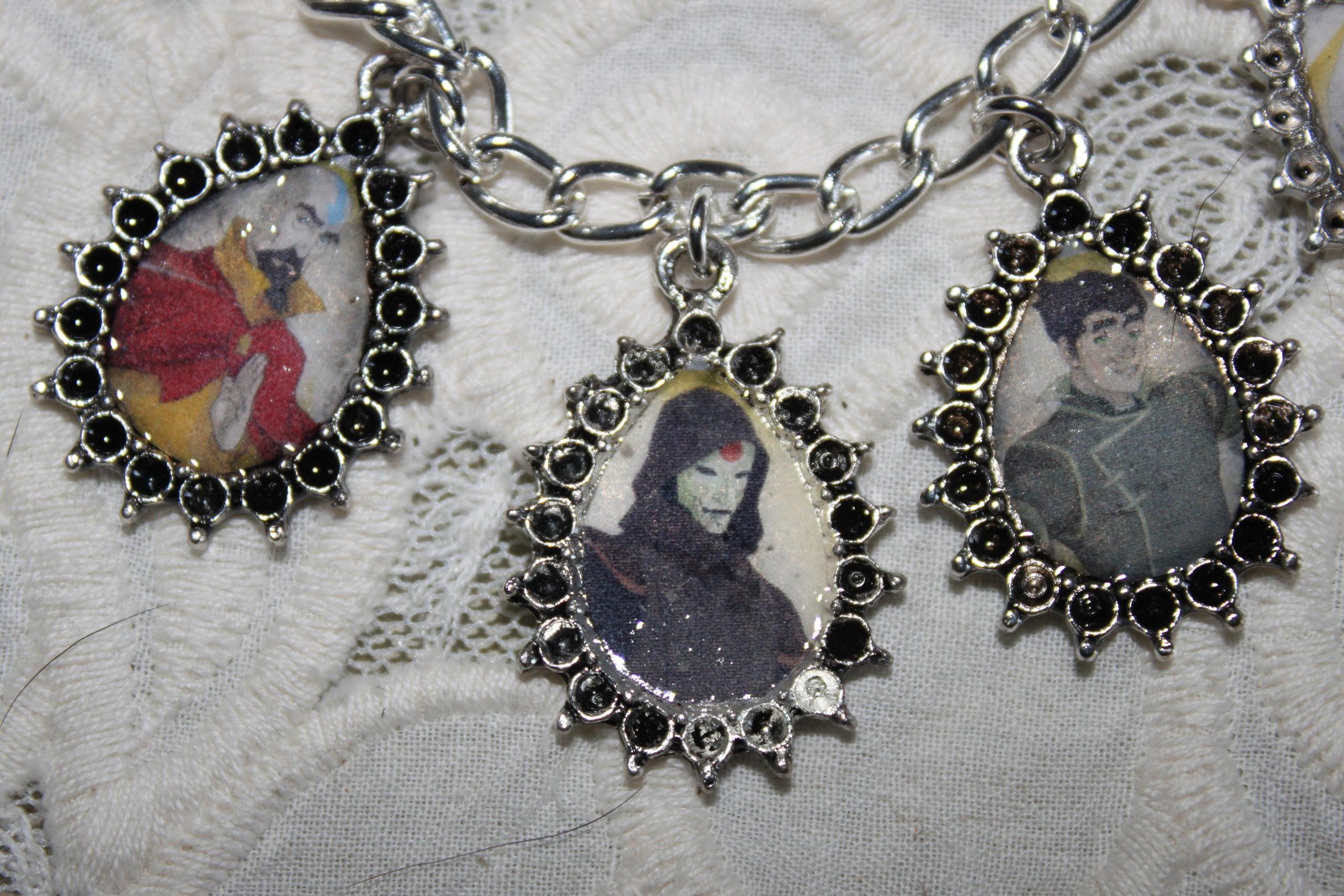 Avatar: the Legend of Korra charm bracelet