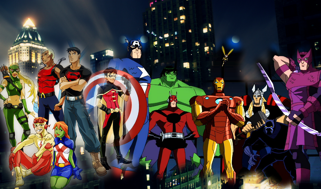 the avengers: earths mightiest heroes
