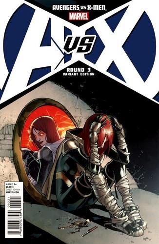Avengers vs X-men #3