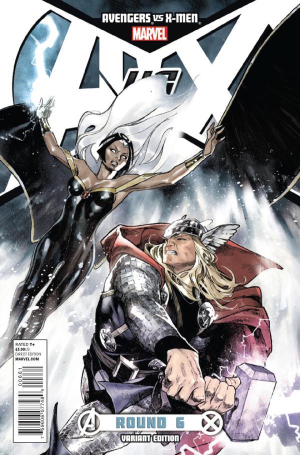Avengers vs X-men #6