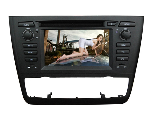 बी एम डब्ल्यू 1 Series E81/ E82/ E87/ E88 DVD Player with GPS Navigation