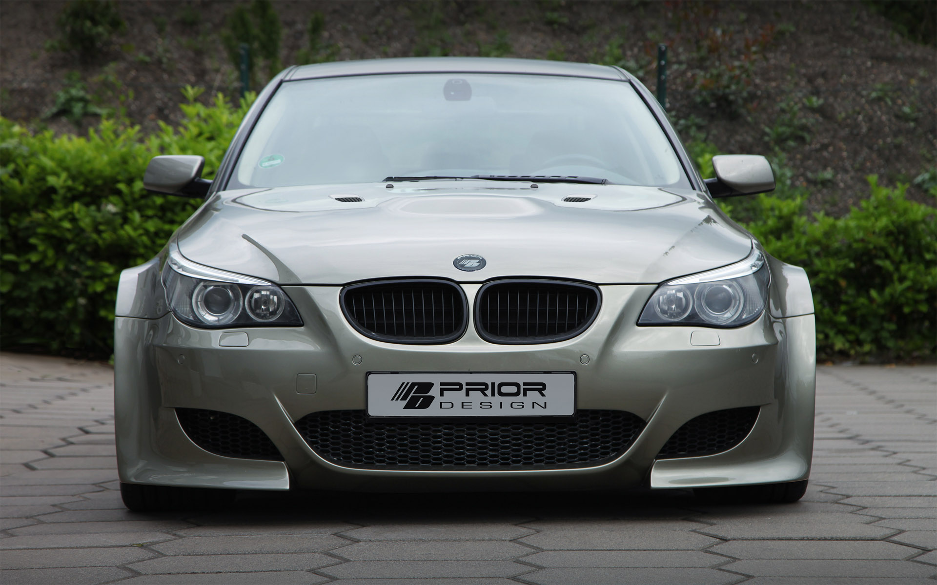 bmw 5 series e60 by prior design bmw photo 31335098 fanpop. Black Bedroom Furniture Sets. Home Design Ideas