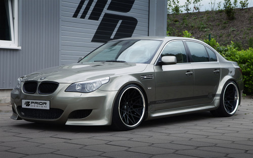 BMW 5 SERIES E60 door PRIOR DESIGN