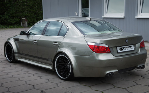bmw 5 SERIES E60 por PRIOR design