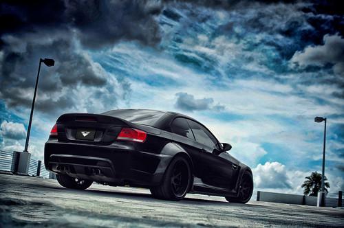 BMW GTRS3 M3 によって VORSTEINER