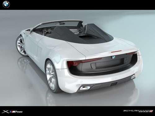 BMW X ROADSTER CONCEPT