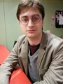 BTS Photos from HP and Deathly Hallows  - harry-potter photo