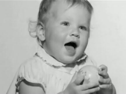 Baby Nicole Mary Kidman