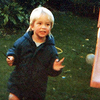 Robert Pattinson photo containing a croquet called Baby Rob