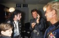 Backstage BAD TOUR!!!!!!!!! - michael-jackson photo
