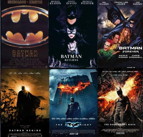 Batman Film Saga
