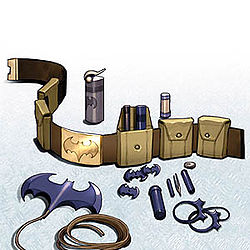 Batman's utility belt  - batman Photo