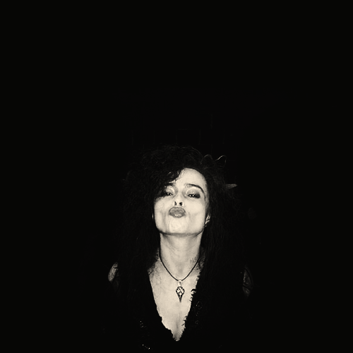 bellatrix lestrange wallpaper containing a konser entitled Bellatrix