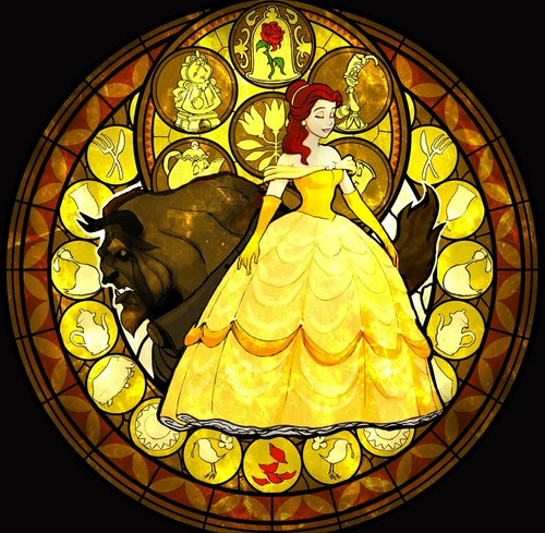 Belle Stained Glass