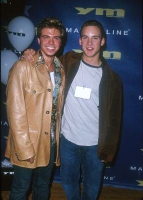 Ben Savage and Matthew Lawrence - boy-meets-world Photo