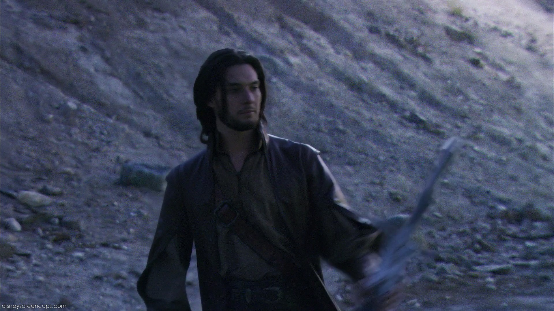Ben in Narnia: Voyage of the Dawn Treader - Ben Barnes ...