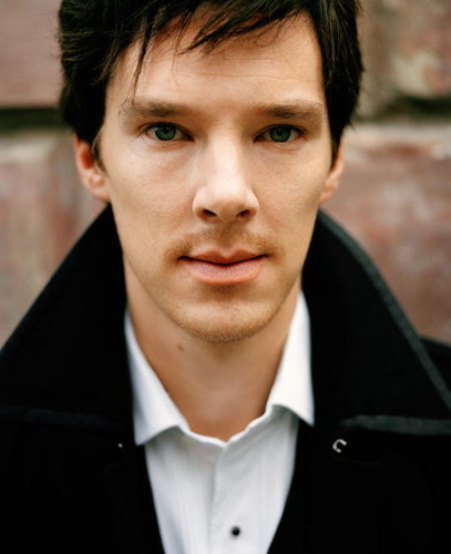 Benedict Cumberbatch looking sexy (as always)