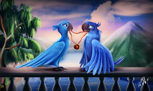 Blu x jewel