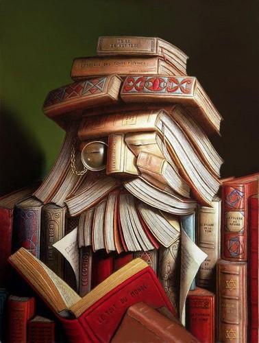 Book Man!