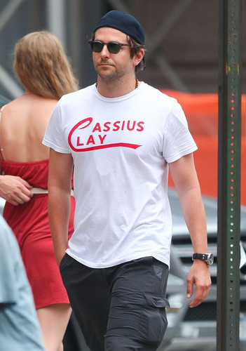 Bradley Cooper Spotted Out And About In New York City