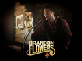 Brandon Flowers website update