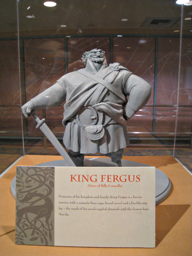 King Fergus - brave Photo