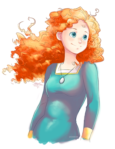 Brave fan arts - brave Fan Art